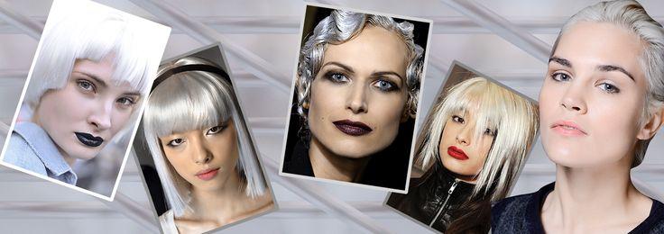 Capelli corti grigi: il silver tra bob e pixie cut