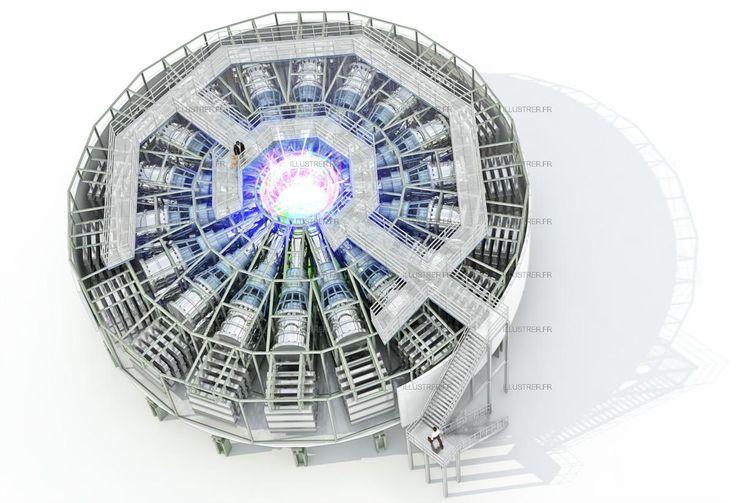 Science & Vie Zmachine Recherche fusion nucléaire.