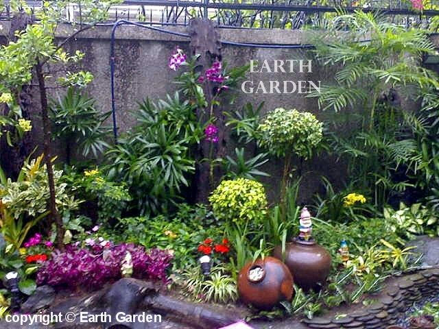 Image gallery earth garden for Garden designs philippines