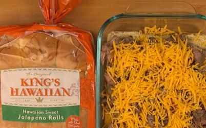 Jalapeno Roll Carne Asada Sliders Presented By KING'S HAWAIIAN