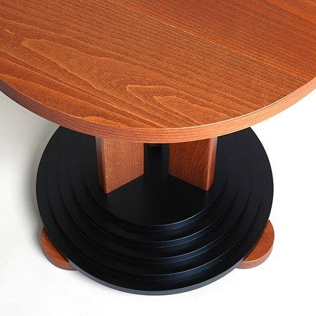 Art Deco Bijzettafel Amphi. Verkrijgbaar bij artdecowebwinkel.com. - Art Deco Sidetable Amphi. Available at artdecowebstore.com.