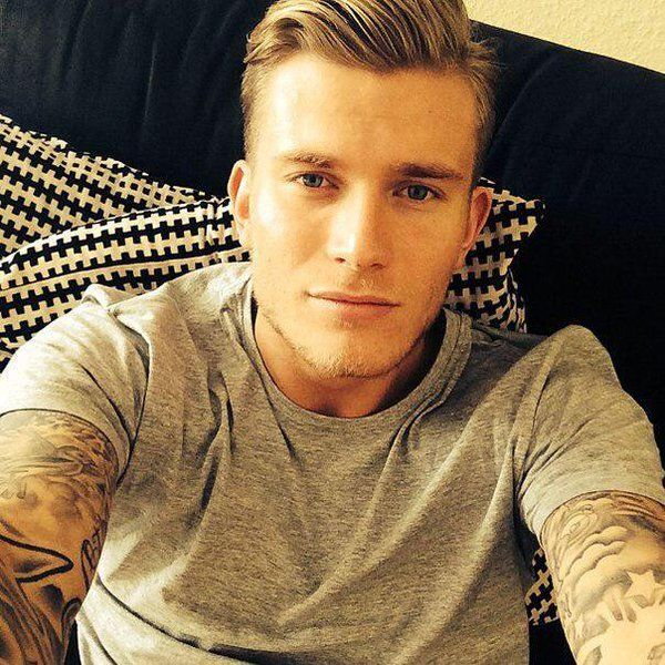 12 best loris karius images on pinterest football for Loris karius freundin