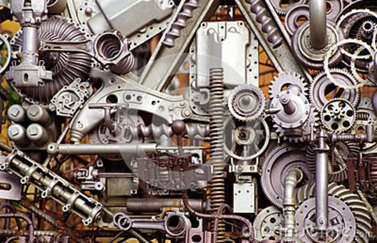 Hq Old Machinery Parts : Steampunk machine parts imgkid the image kid