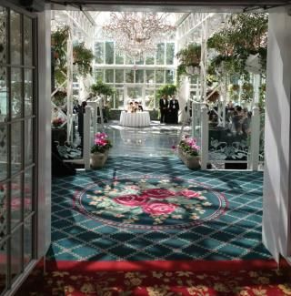 Wedding Gig Log - Catherine & Jonathan, Madison Hotel | NJ DJ   The Conservatory at the Madison Hotel in Morristown NJ is a spectacular setting for an onsite wedding ceremony and reception!