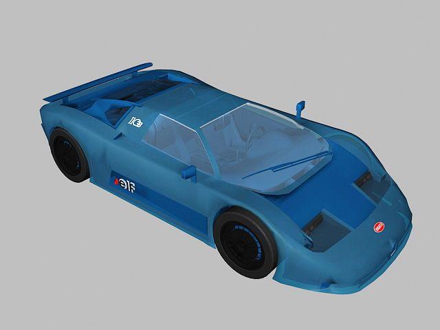 Bugatti Sports Car 3d Model 3ds Max Files Free Download Modeling 44380 On Cadnav Car 3d Model Bugatti 3d Model