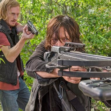 Hot: The Walking Dead: Norman Reedus says he 'couldn't speak' after watching the season finale