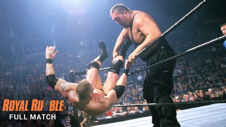 FULL MATCH — Brock Lesnar vs. Big Show: Royal Rumble 2003 on WWE Network - http://www.truesportsfan.com/full-match-brock-lesnar-vs-big-show-royal-rumble-2003-on-wwe-network/