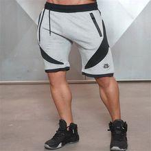 2016Hot Venta Moda Cómodos Pantalones Cortos Playa de Los Hombres Pantalones Pantalones Hombres Ropa de Estilo Corto Flojo Ocasional Sólido(China (Mainland))