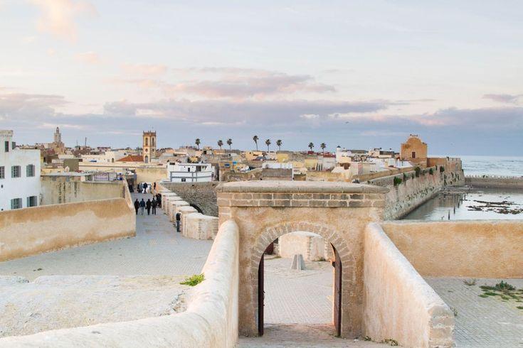 The Gorgeous City of El Jadida, Morocco - UNESCO World Heritage Site