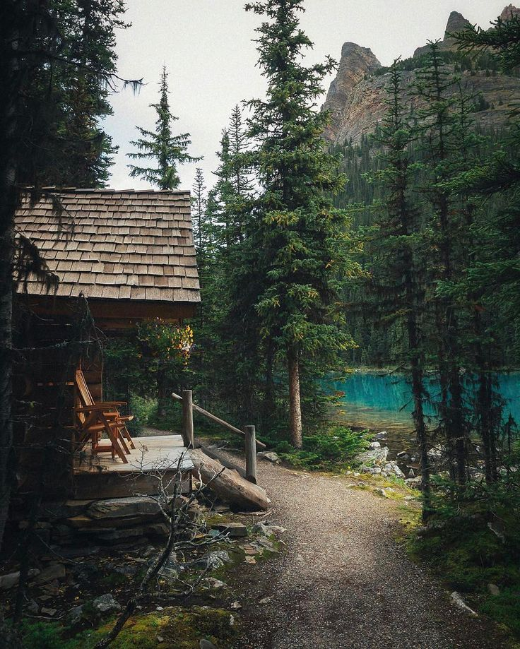 """A long weekend at Lake O'Hara. Photo by @jamieout Share your story: #RomThePlanet"""