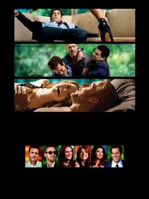 Crazy, Stupid, Love. (2011) movie #poster, #tshirt, #mousepad, #movieposters2