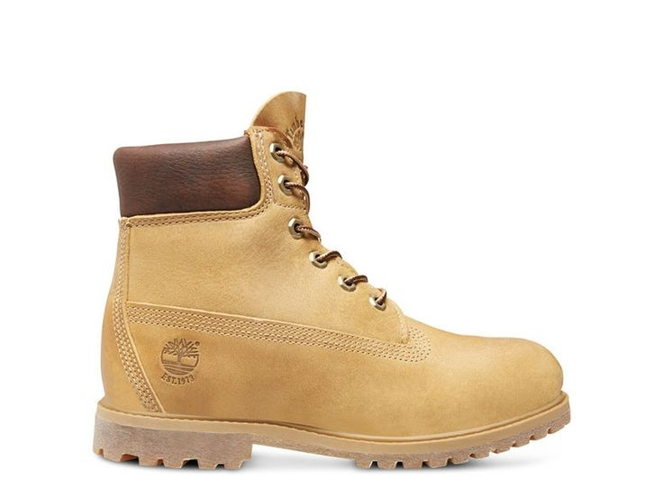 Timberland Boots Chaussures Premium Boots Velour  Beige, Chaussures