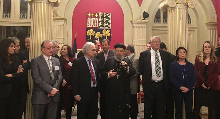 """French envoys bear surprising message from Mideast Christians    """"It is crystal clear that there is a tragedy that requires taking actions regarding the situation of Eastern Christians,"""" said Elie Haddad, a member of the delegation and head of the Rally for Lebanon, the French division of the Lebanese Free Patriotic Movement. """"This community seems [...]    Read more…"""