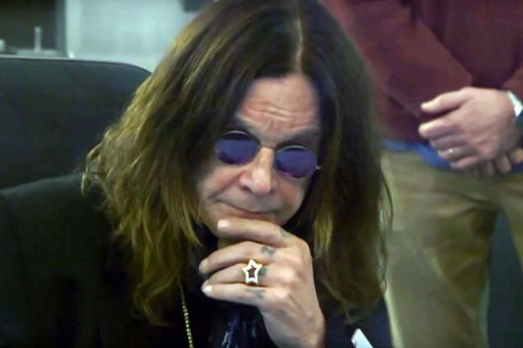 """Ozzy Osbourne Hears Isolated Randy Rhoads """"Crazy Train"""" Solo for First Time in 36 Years"""