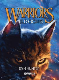 Warriors 2: Eld och is. Hjältemod, vänskap, maktkamper och svek krigarkatternas hårda liv fascinerar läsare över hela världen. Warriors-serien har blivit en jättesuccé med över 20 miljoner sålda böcker. Ålder: 9–12.