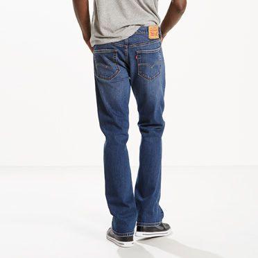 Levi's 527 Slim Boot Cut Jeans - Men's 31x32