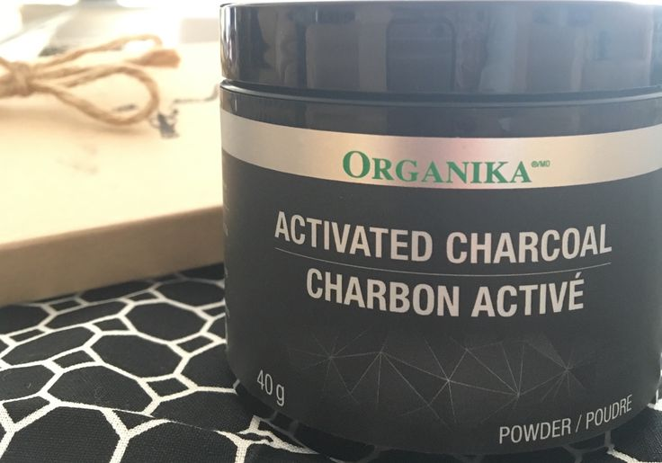Organika Activated Charcoal for Natural Teeth Whitening. Read more on: http://artificialpulchritude.com/2016/12/18/natural-teeth-whitening-method-activate-charcoal/