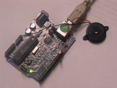 Montage d'un haut-parleur sur une carte Arduino …