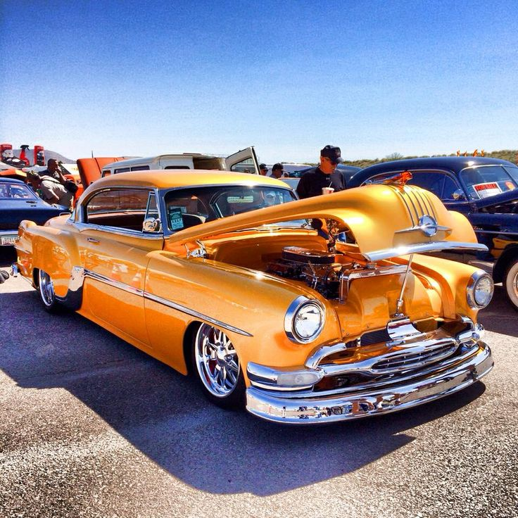 1000 Images About 1951 To 1959 Carz On Pinterest: 1000+ Images About 1954 Pontiac On Pinterest