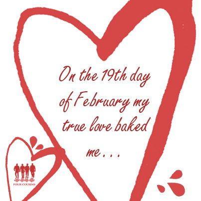 On the 19th day of February... #monthoflove #fclove