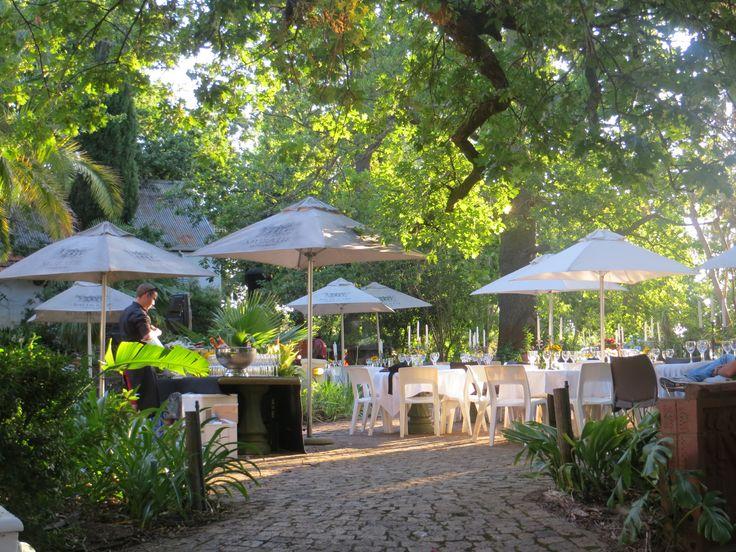 Muratie, Stellenbosch