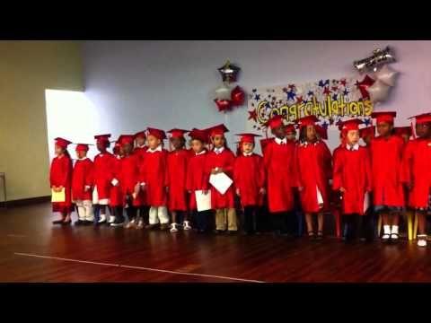 Kindergarten Graduation Song - YouTube