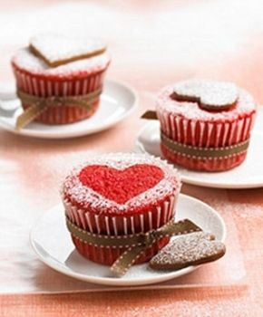 Postre romántico para regalar en San Valentin