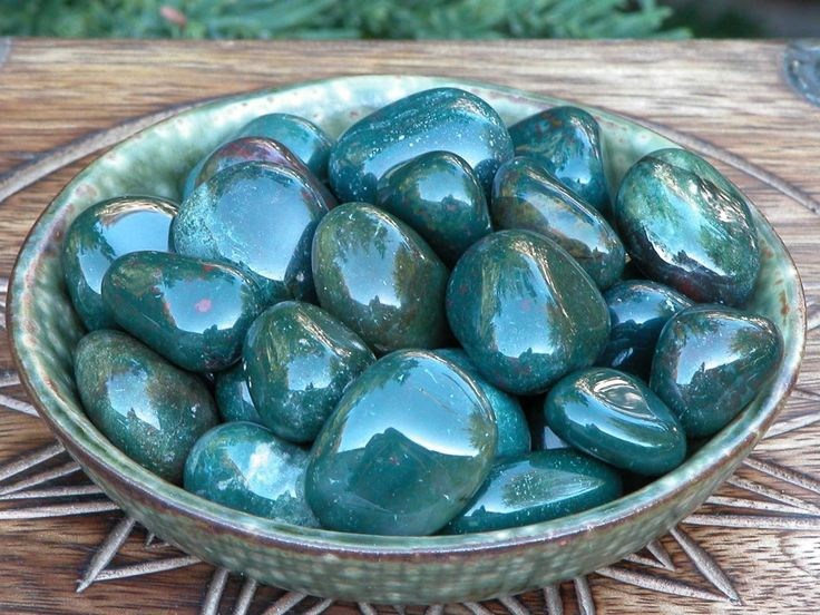DRAGON STONE: Use at the 1st Chakra (Root Chakra/Base Chakra) or 4th Chakra (Heart Chakra) for cleansing and purifying the blood, to instill courage and bravery, to physically and emotionally heal the heart, to increase vitality and strength, for power, to bring luck, to increase knowledge and wisdom, and for protection.