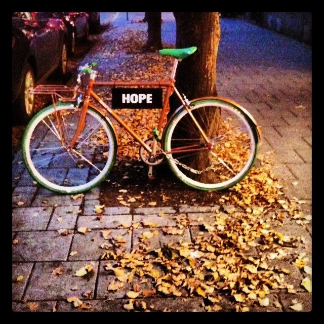 Bike in Stockholm