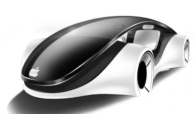 Apple discusses building a car.  How cool would that be?