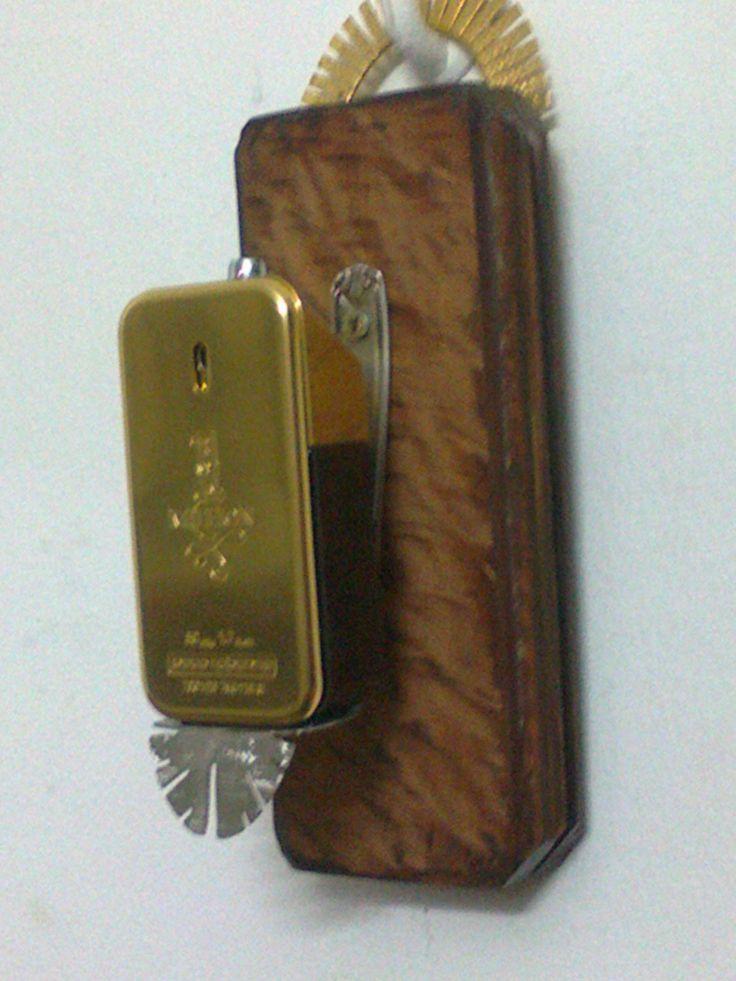 Fanal Gold, artesania en lamparas de aceite