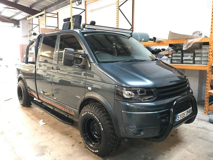 Vw Transporter T4 Modified >> 555 best Project Bulli T5/T6 4x4 4motion Offroad Camper images on Pinterest | Airstream, Caravan ...