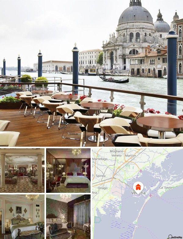The Gritti Palace (Benátky, Itálie)