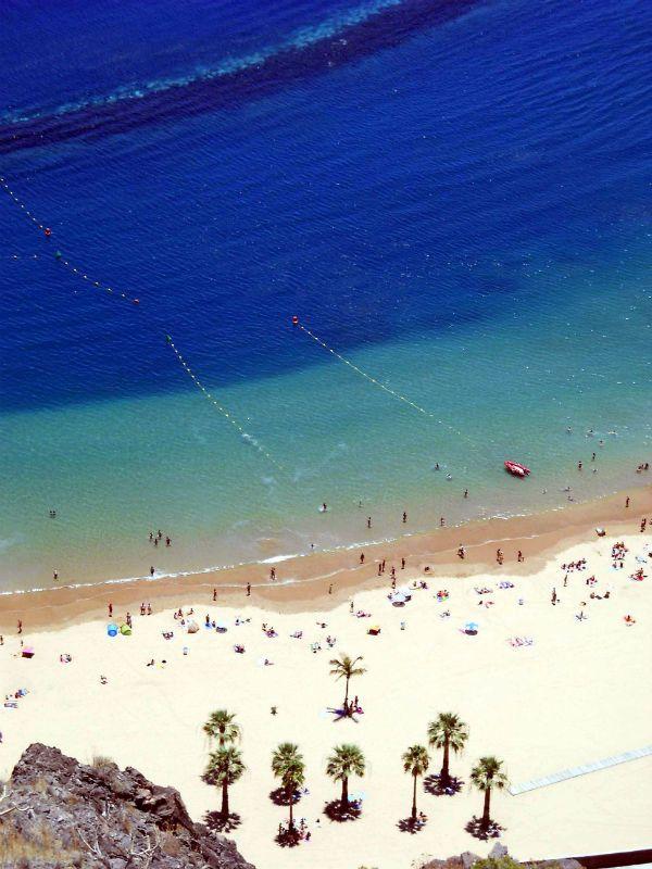 Playa de Las Teresitas, San Andres, Canarias, Spain Copyright: Maciek Purgal