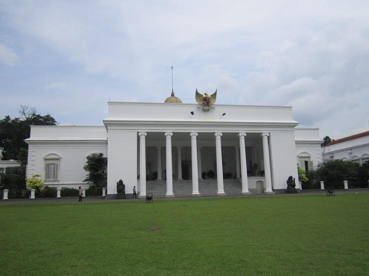 Istana Bogor, Kota Bogor - Indonesia