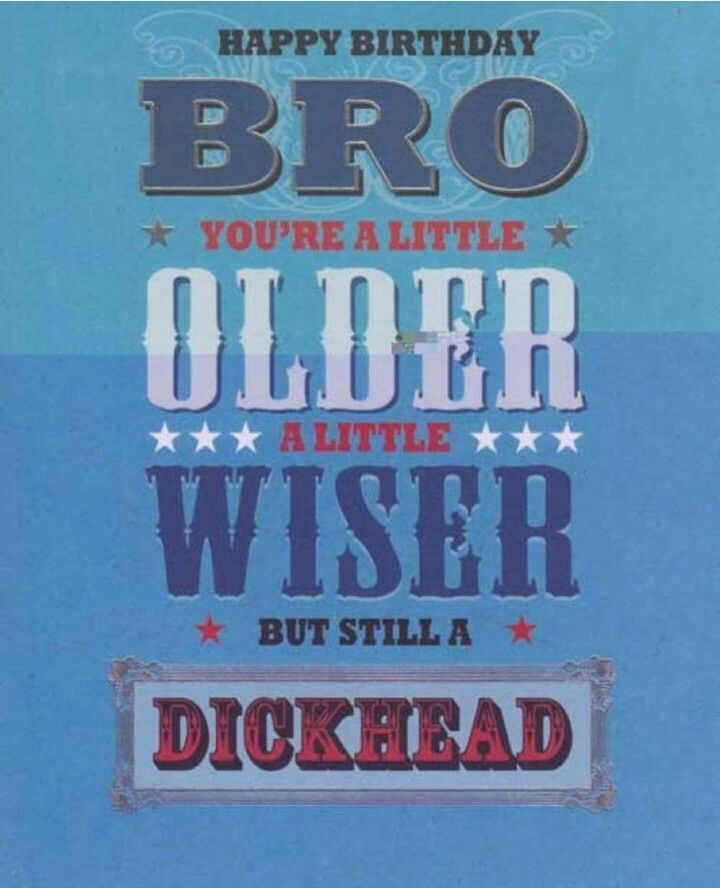 7 Best Happy Birthday Brother Images On Pinterest