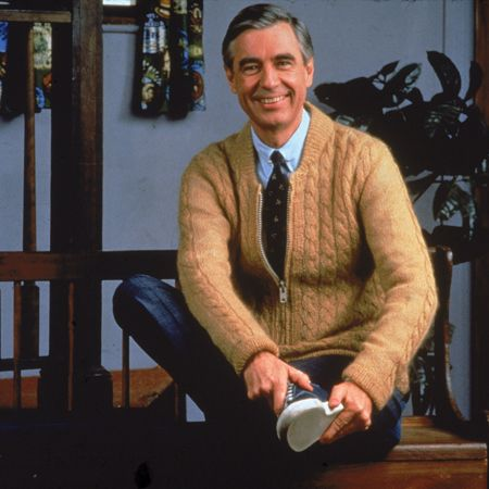 geezer style | ... Late Great Mr. Rogers: Geezer Style Icon: The GQ Eye: GQ on Style: GQ