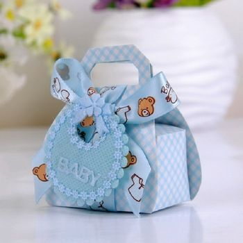 Paper Candy Boxes for Baby Shower Party, 12 pcs //Price: $9.00 & FREE Shipping // #kid #kids #baby #babies #fun #cutebaby #babycare #momideas #babyrecipes  #toddler #kidscare #childcarelife #happychild #happybaby