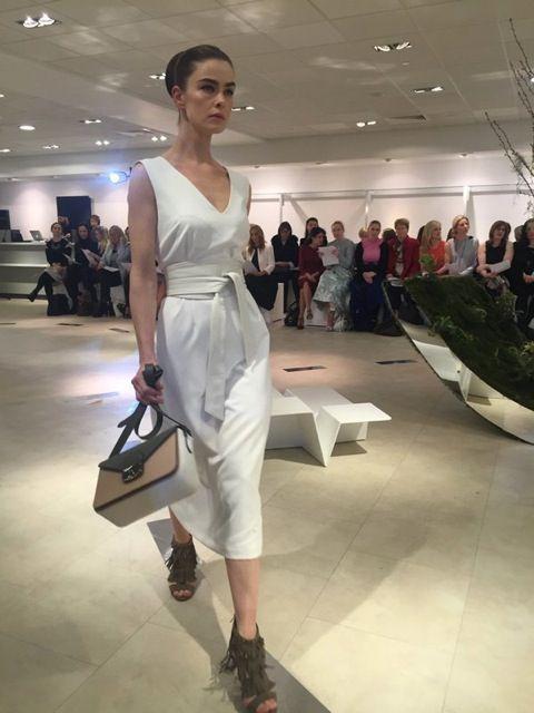 Dress by Caroline Matthews