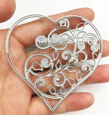New arrival Heart Metal Cutting Dies Stencils DIY Paper Cards Scrapbooking