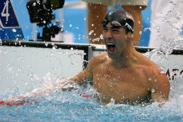 Michael Phelps: 22 Olympic Medals - Swimming Slideshows | NBC Olympics