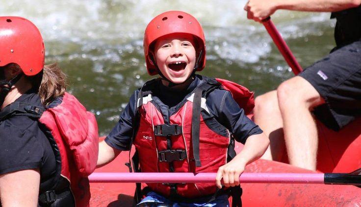 4 Reasons You Should Go White Water Rafting in Gatlinburg On Your Weekend Getaway