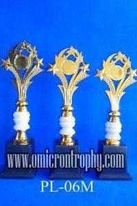 Jual Trophy Piala Penghargaan, Trophy Piala Kristal, Piala Unik, Piala Boneka, Piala Plakat, Sparepart Trophy Piala Plastik Harga Murah Agen Jual Piala Trophy Marmer Murah-PL-06M