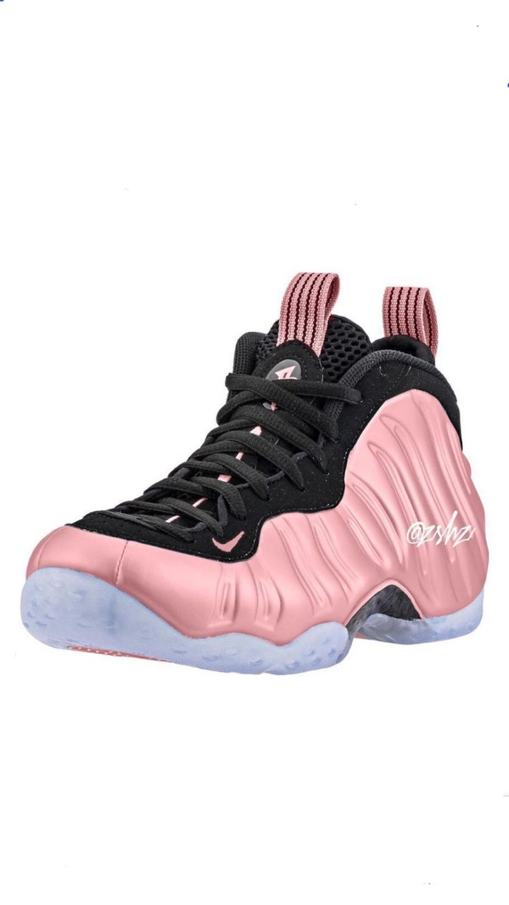 but gotta keep an eye out for this cu I'm probably gonna need em Nike Air  Foamposite One 'Elemental Rose' Releasing April 2018