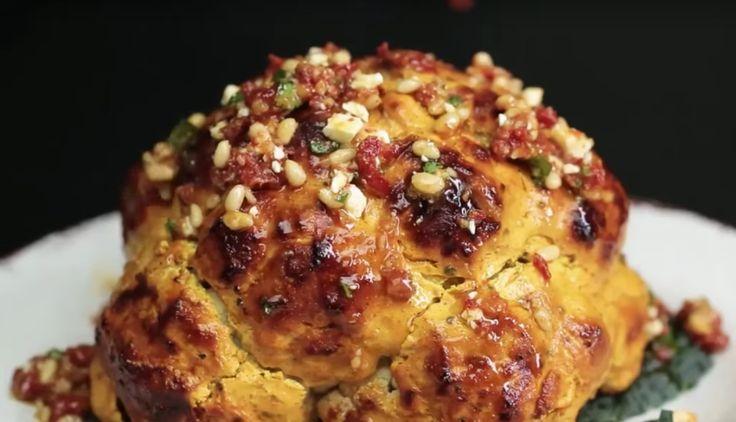 Als je dit Indiase gerecht hebt gemaakt wil je je bloemkool nooit meer anders eten!
