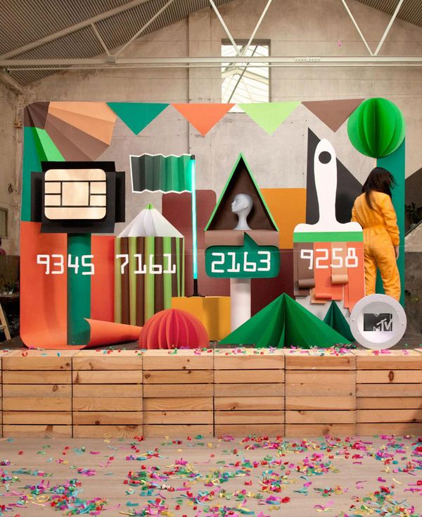 PROMO MTV/ Bankia credit card design contest by THE MUSHROOM COMPANY, via…