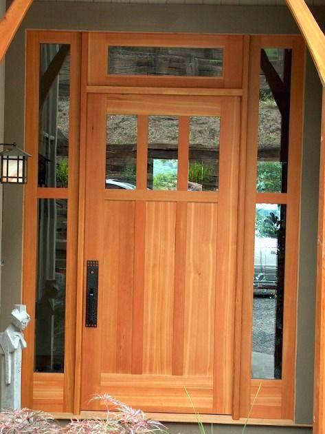 Cedar Front Doors Cedar Exterior Doors Uk