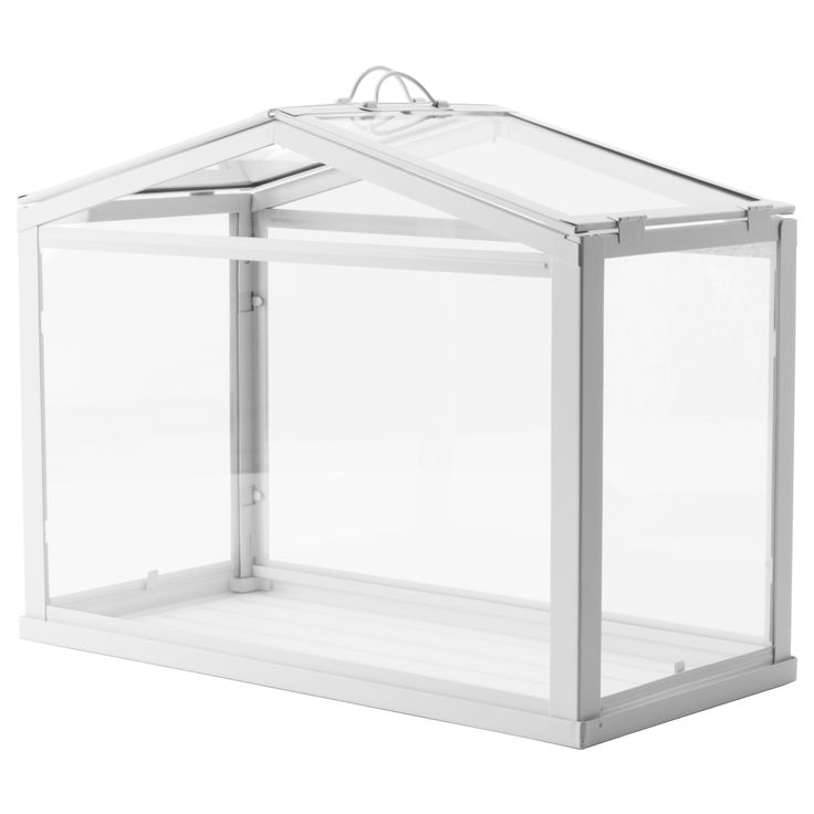 IKEA - SOCKER, Greenhouse, Provides a good environment for seeds to sprout and plants to grow.