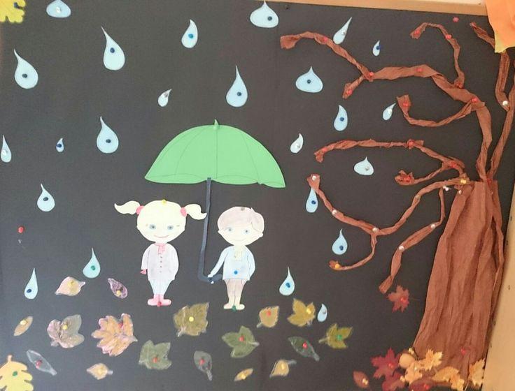 Jesień Autumn art activities for kids