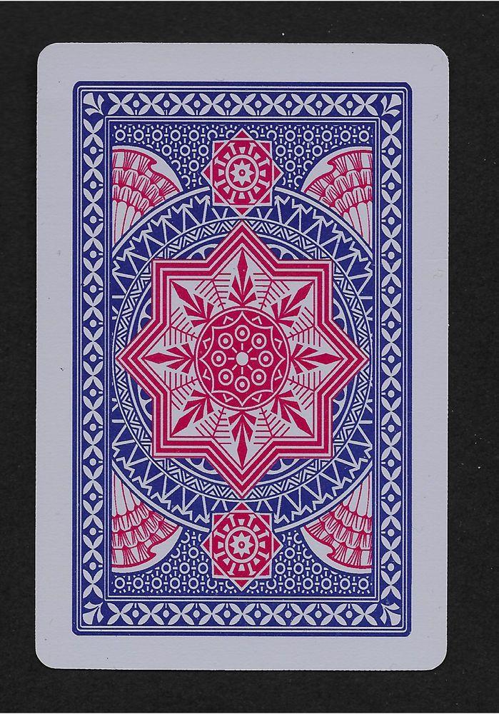 design waterproof plastic playing card single swap ace of spades - 1 card